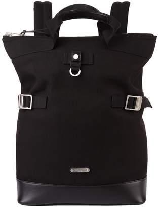Saint Laurent Canvas Covertible Backpack