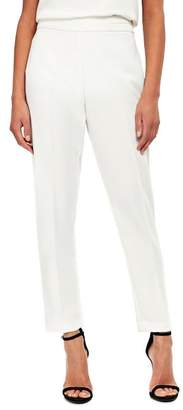 Wallis Tapered Leg Knit Ankle Trousers