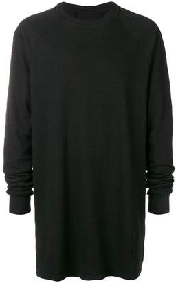 Rick Owens oversized knitted jumper