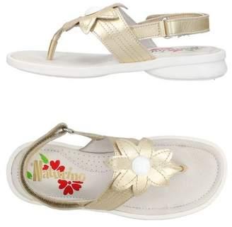 Naturino Toe post sandal