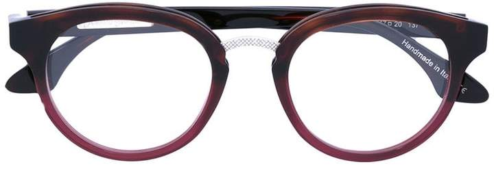 Oliver Goldsmith 'Rixon' oval frame glasses