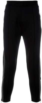 Neil Barrett panelled causal trousers