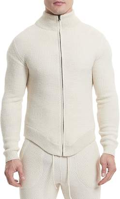 Goodlife Slim Fit Zip Cardigan