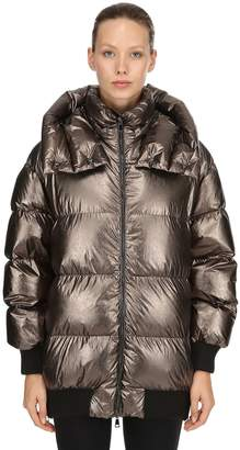Moncler Verdier Nylon Down Jacket