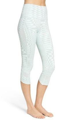 Women's Zella Stellar High Waist Crop Leggings $65 thestylecure.com