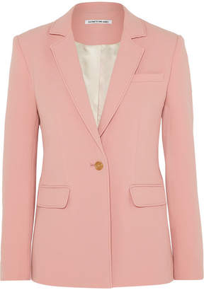 Elizabeth and James Carson Crepe Blazer - Pink