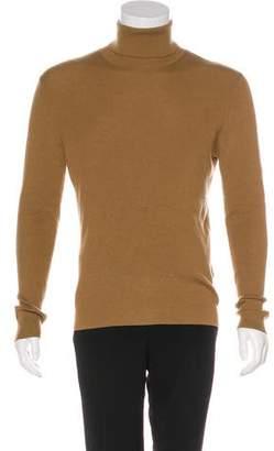Dries Van Noten Wool-Blend Turtleneck Sweater