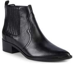 Marc Fisher Yohani Leather Booties