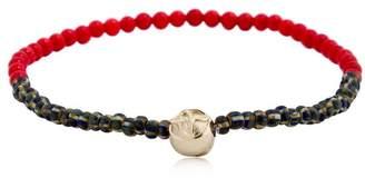 Luis Morais Gold Large Round Torus Knot Bracelet