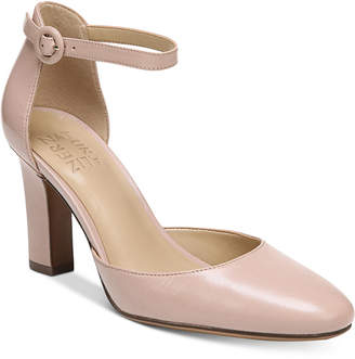 Naturalizer Gianna Ankle-Strap Pumps Women's Shoes