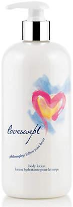 philosophy loveswept body lotion