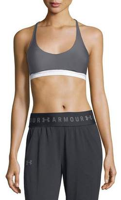 Under Armour Armour® Eclipse Scoop-Neck Strappy Sports Bra