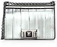 Furla Women's Mini Mimi Metallic Leather Crossbody Bag