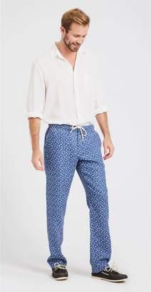 J.Mclaughlin Laird Linen Pants in Pomscript