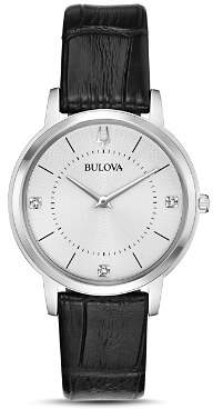 Bulova Classic Slim Watch, 34mm - 100% Exclusive
