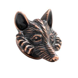 Fox Lapel Pin $40 thestylecure.com