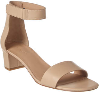 Vince Rita Leather Ankle Strap Sandal
