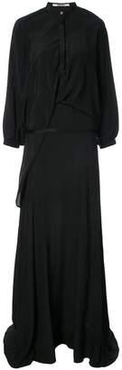 Chalayan long shirt dress