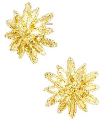 Women's Lilly Pulitzer Sea Flower Stud Earrings $38 thestylecure.com