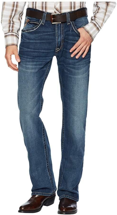 Ariat M4 Low Rise Bootcut Jeans in Silverton Men's Jeans