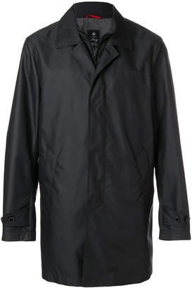 Fay button-down coat