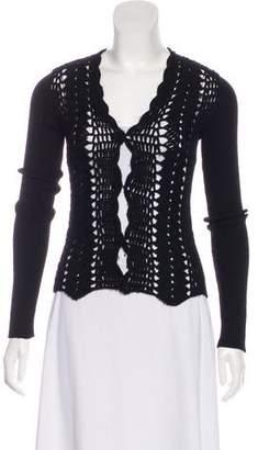 Dolce & Gabbana Lightweight Long Sleeve Cardigan