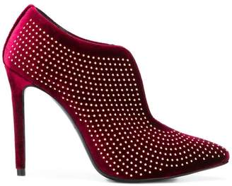 Marc Ellis studded stiletto boots