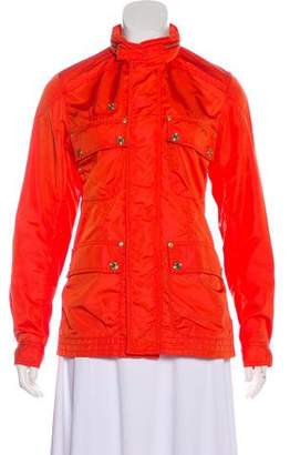 Ralph Lauren Hooded Casual Jacket