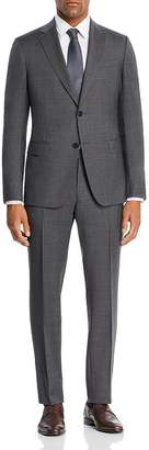 Ermenegildo Zegna Mélange Micro-Check Slim Fit Suit - 100% Exclusive
