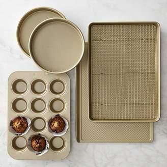 Williams-Sonoma Williams Sonoma Goldtouch® Nonstick 6-Piece Essentials Bakeware Set