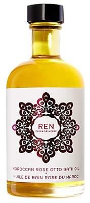 REN Moroccan Rose Otto Bath Oil, 100ml