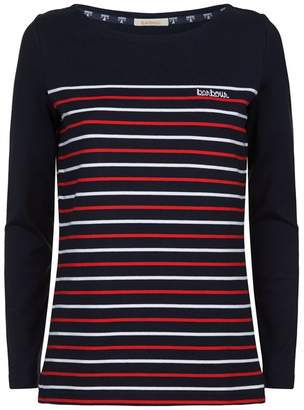 Barbour Tellin Striped T-Shirt