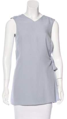 ADAM by Adam Lippes Sleeveless V-Neck Top w/ Tags