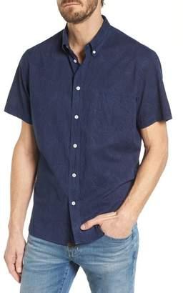 Billy Reid Tuscumbia Slim Fit Sport Shirt