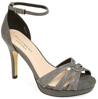 Menbur 'Annie Dulce' Ankle Strap Sandal (Women) $101.40 thestylecure.com