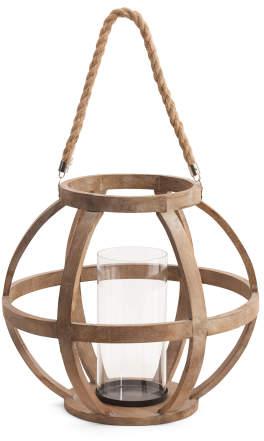 Corkhead Wood Lantern