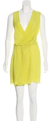 Diane von Furstenberg Sleeveless Mini Dress