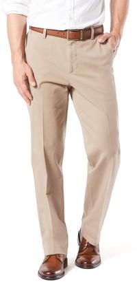 Dockers Big & Tall Smart 360 FLEX Classic-Fit Workday Khaki Pants D3
