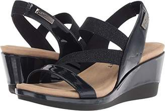 Anne Klein AK Sport Women's PEPPINA Sandal Wedge