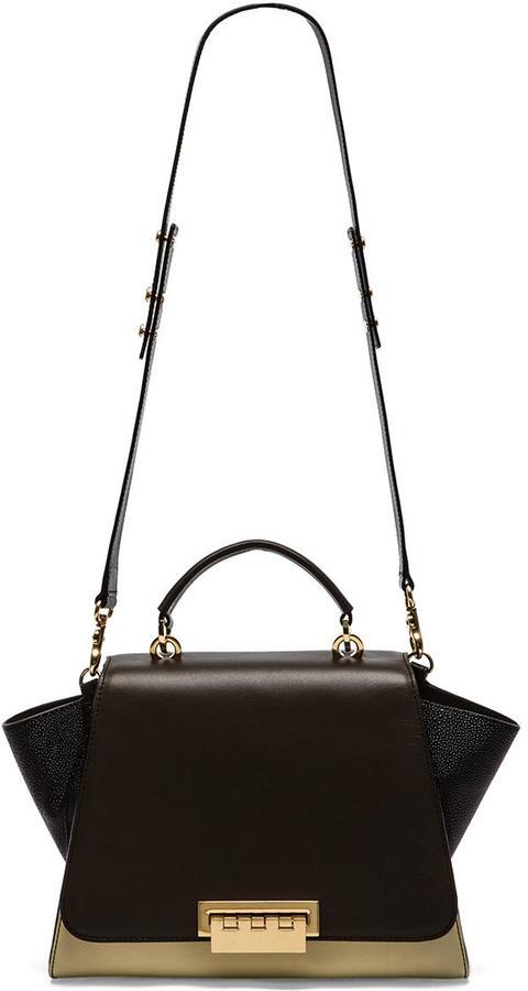 Zac Posen Eartha Soft Top Handle Bag