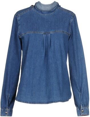 Semi-Couture SEMICOUTURE Denim shirts