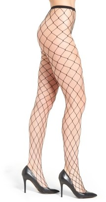 Women's Hue Large Fishnet Tights