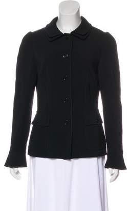 Dolce & Gabbana Collared Button-Up Jacket