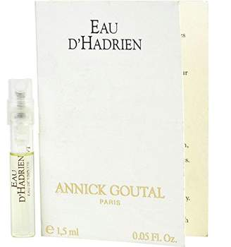 Annick Goutal Eau D'hadrien By Edt Vial On Card (new Packaging)