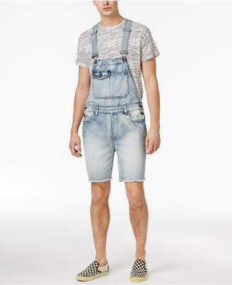American Rag Men's Cotton Overall Shorts, Created for Macy's $60 thestylecure.com