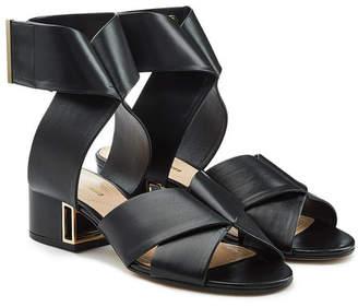 Nicholas Kirkwood Nini Leather Sandals