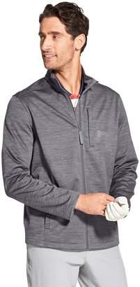 Izod Men's Hydra Shield Space-Dye Bonded Golf Jacket