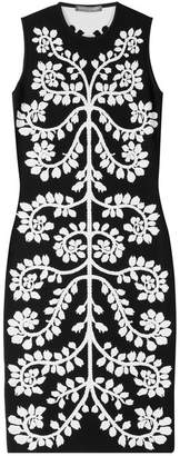 Alexander McQueen Intarsia Dress
