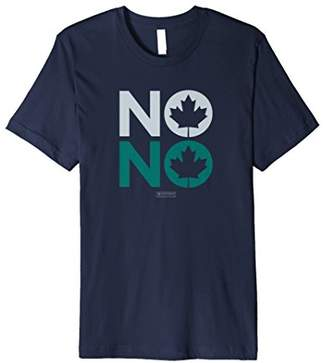 Big Maple No No Seattle Baseball Paxton T-Shirt