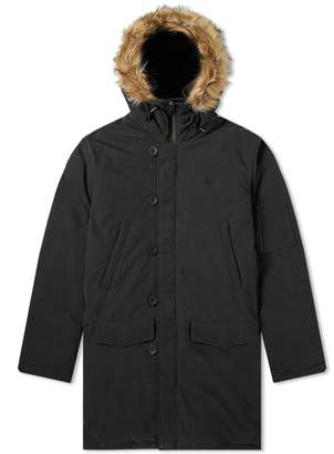 Fred Perry Authentic Down Snorkel Parka